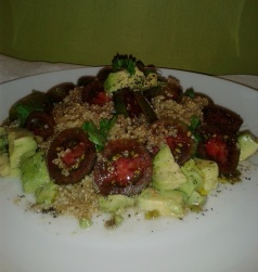 Volle Power mit Quinoa & Gemüse