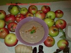 Apfel-Chia-Mus - das Vitamin und Nährstoffbömbchen